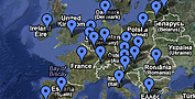 Alumni Google Map