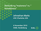 Rethinking 'maleness' vs. 'femaleness'