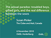 The Sexual Paradox: Troubled Boys, Gifted Girls, and the Real Difference Between the Sexes